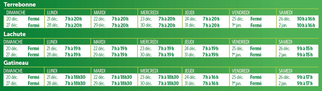 horaire2020