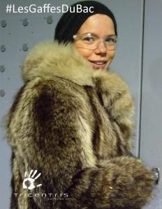 Un manteau de fourrure